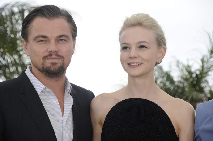 Le couple glamour du film : Leonardo DiCaprio et Carey Mulligan