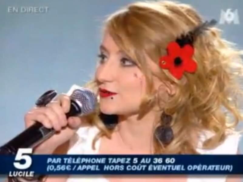 Lucile Luzely (saison 6)