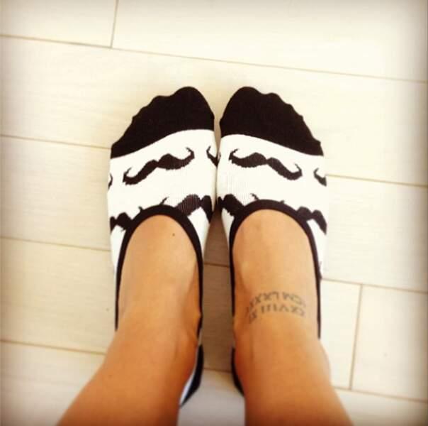 Ou les chaussures...
