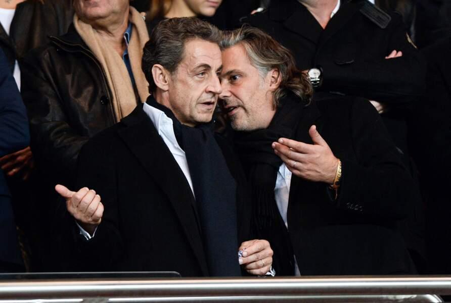 Il était pas supporter du PSG, avant, Nicolas Sarkozy ?