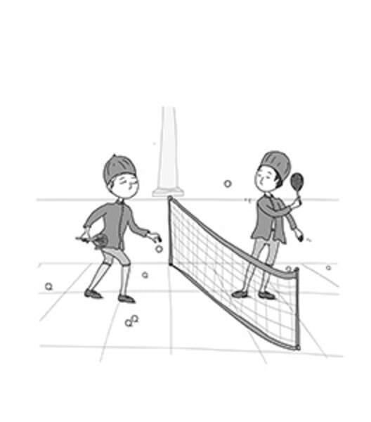 Pourquoi le comptage des points au tennis est-il si compliqué ?