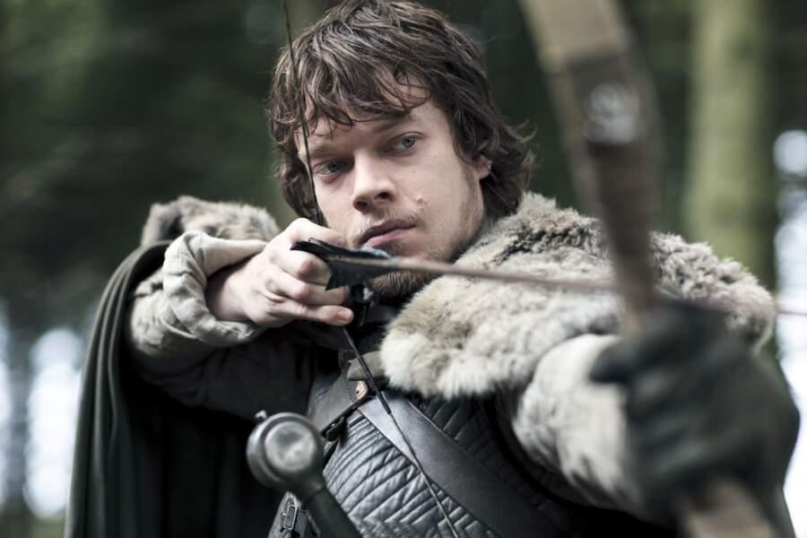 Theon Greyjoy était un adolescent au début de Game of Thrones