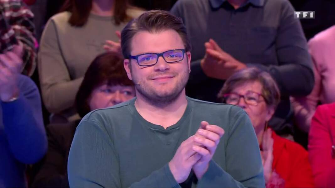 15. Benoît, 397 946 €, Les 12 Coups de midi, TF1 (2019)