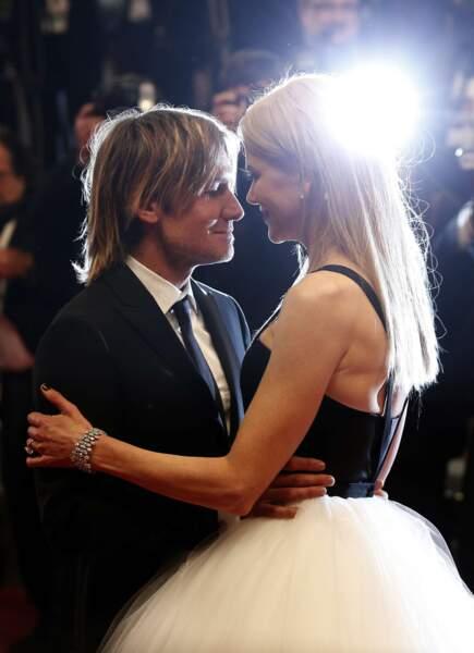 Nicole Kidman et Keith Urban, un couple les projecteurs