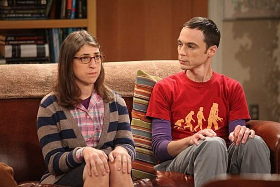 Sheldon, le geek de Big Bang Theory, idéal pour faire fuir toutes les filles !