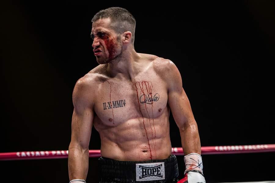 Jake Gyllenhaal dans La rage au ventre
