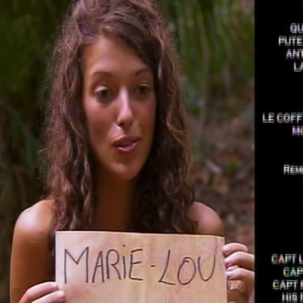 """Camille s'est compliquée la vie pour écrire """"Marylou"""""""