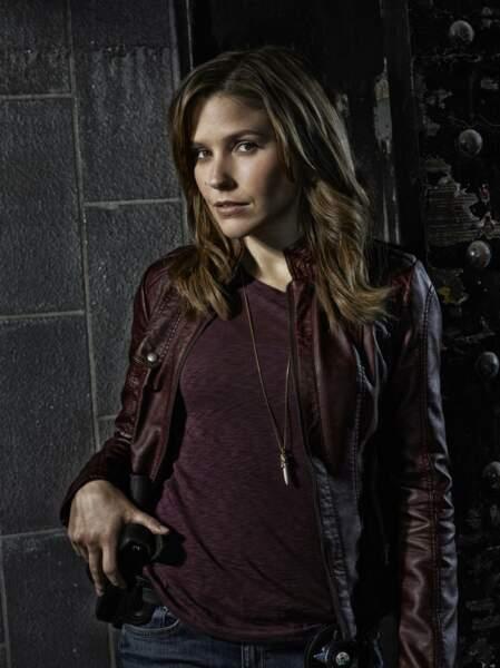 Sophia Bush joue la détective Erin Lindsay dans Chicago Police Department