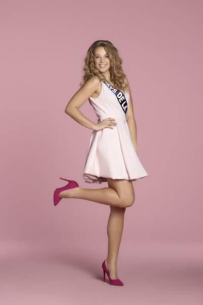 Chloe Guemard, Miss Pays de Loire