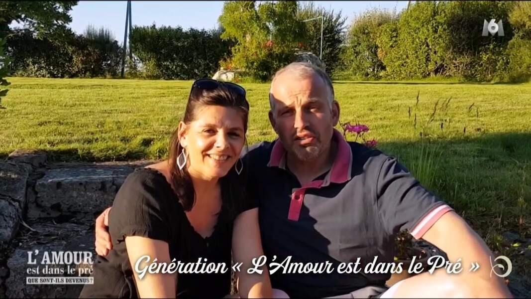 Dominique, éleveur de vaches en Bretagne, est un des pionniers de l'émission !