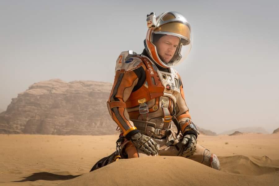 Seul sur Mars (sortie le 21 octobre)