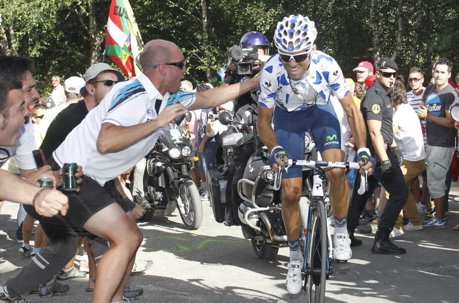 Alejandro Valverde, 6e en 2007, sera le leader de Movistar