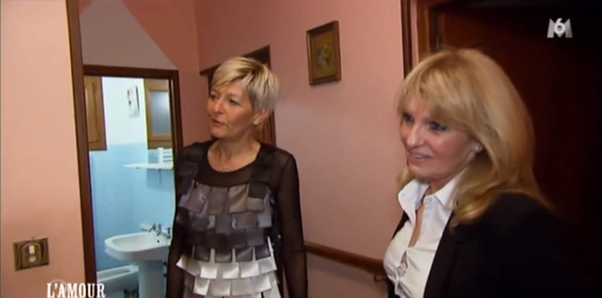 Annick, il faut enlever cette robe post-it !