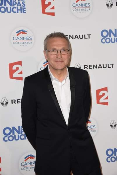 Laurent Ruquier, 55 ans