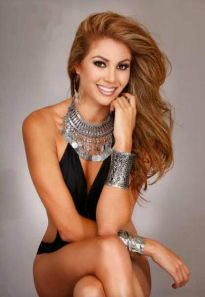 Miss Colombie, Shirley ATEHORTUA