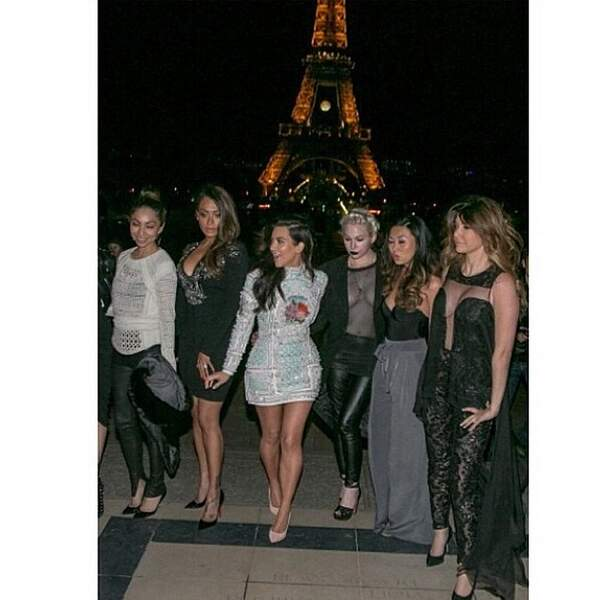 Elles ont fait les folles dans tout Paris
