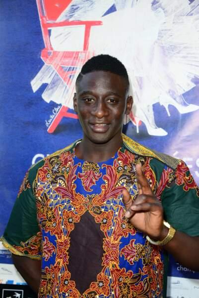 Il tourne quelques films au cinéma, dont Le Crocodile du Botswanga de Fabrice Eboué.