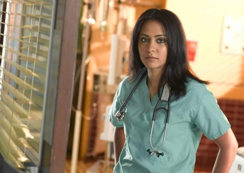Le docteur Neela Rasgotra par Parminder Nagra
