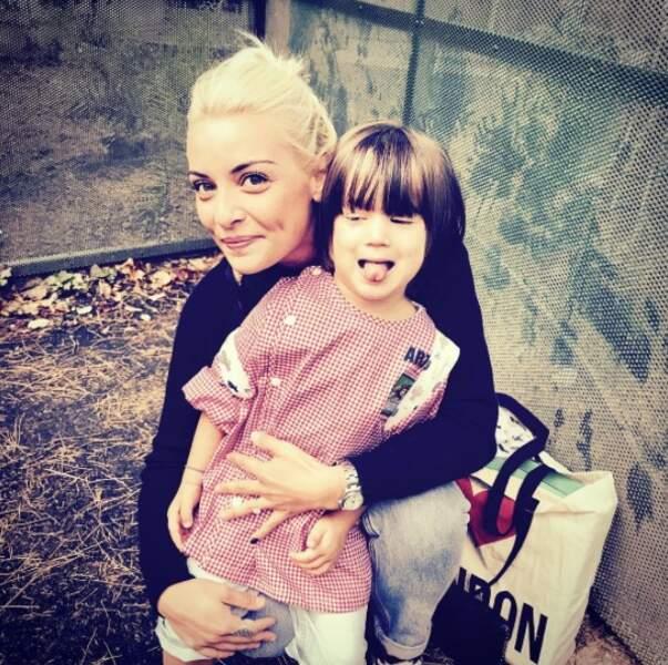 Priscillia Betti, elle, a accompagné son petit neveu Arthur pour sa première rentrée des classes