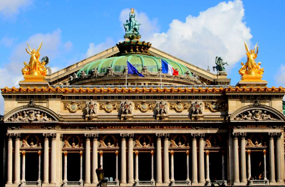 L'Opéra Garnier, Paris
