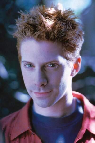 Et comment ne pas parler d'Oz (Seth Green), loup-garou à la chevelure flamboyante dans Buffy ?