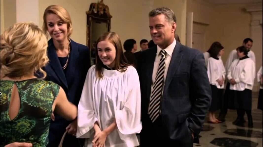 Mais on a retrouvé l'actrice Madison Lintz en chair et en os dans Nashville