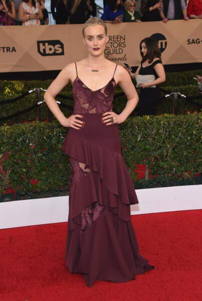Son actrice Taylor Schilling n'a pas eu à se métamorphoser pour jouer ce rôle