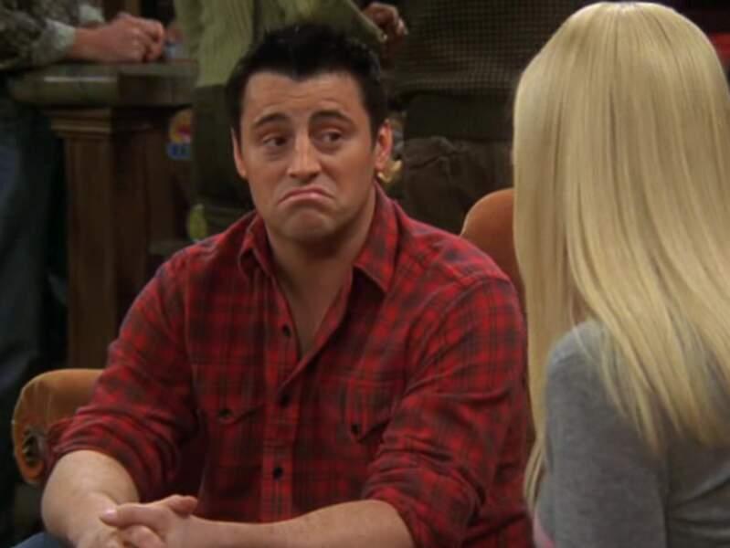 Joey a bien changé en dix années !