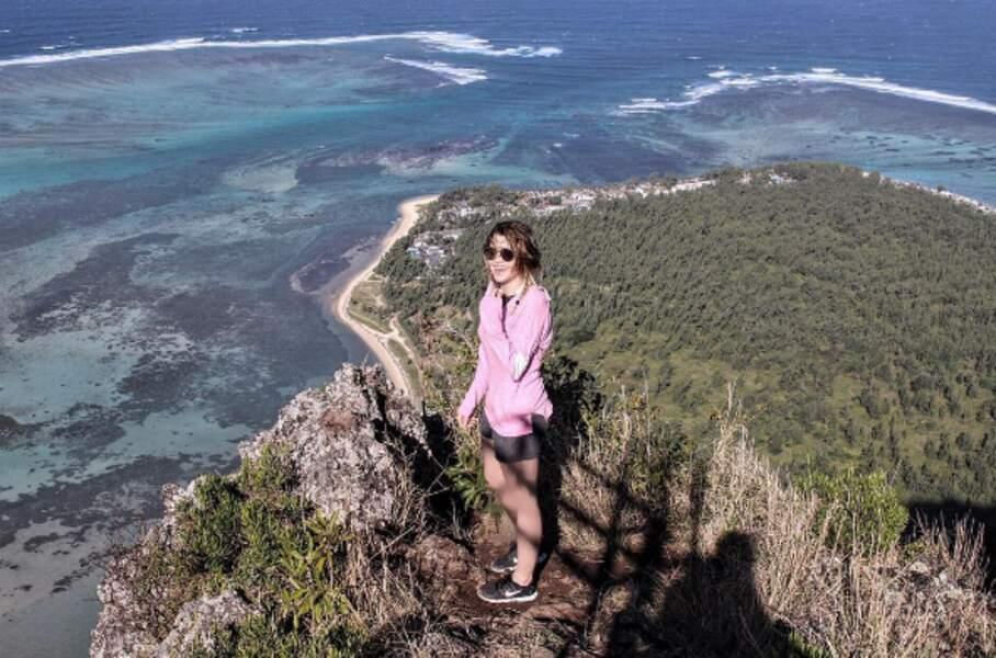 La youtubeuse EnjoyPhoenix a exploré l'Île Maurice.
