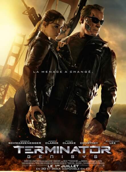 Terminator : Genisys d'Alan Taylor