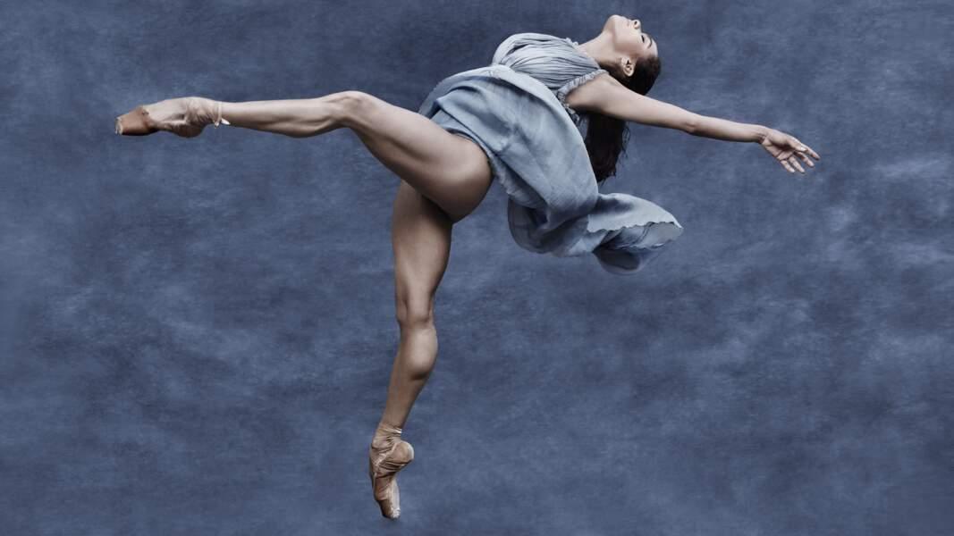 Parmi ses modèles, on compte la danseuse de ballet américaine Misty Copeland.