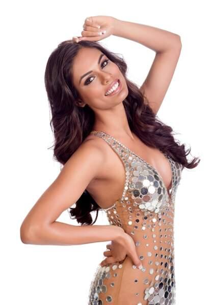 Noyonita Lodh, Miss Inde 2014