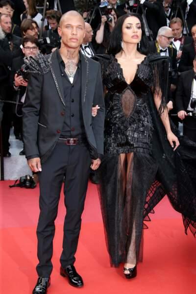 Jeremy Meeks et Andreea Sasu