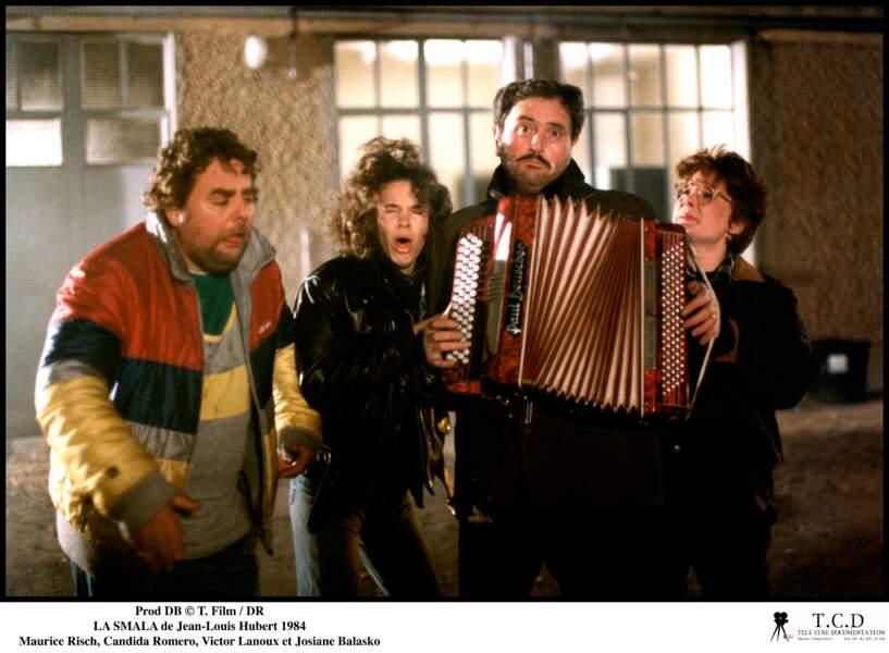 Dans La Smala de Jean-Loup Hubert (1984)