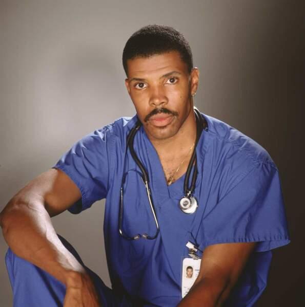 Le docteur Peter Benton (Eriq La Salle)