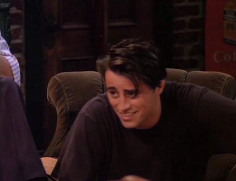 Dès le deuxième épisode, Joey a un style plus beau gosse !