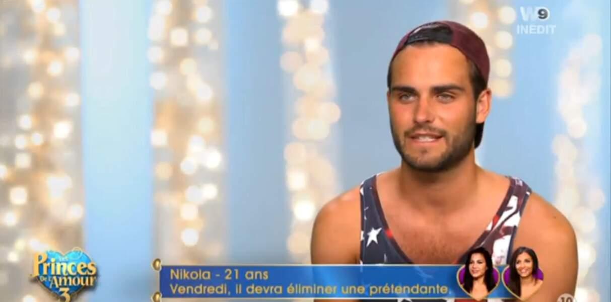 ... tout comme Nikola, de la même émission (décidément)