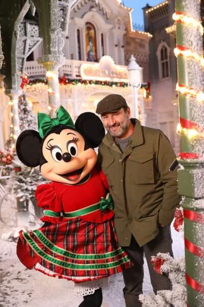 Minnie et Gilles Lellouche
