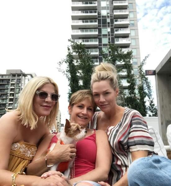 Quand elles ont du temps libre, Jennie, Tori et Gabrielle n'hésitent pas à se retrouver.