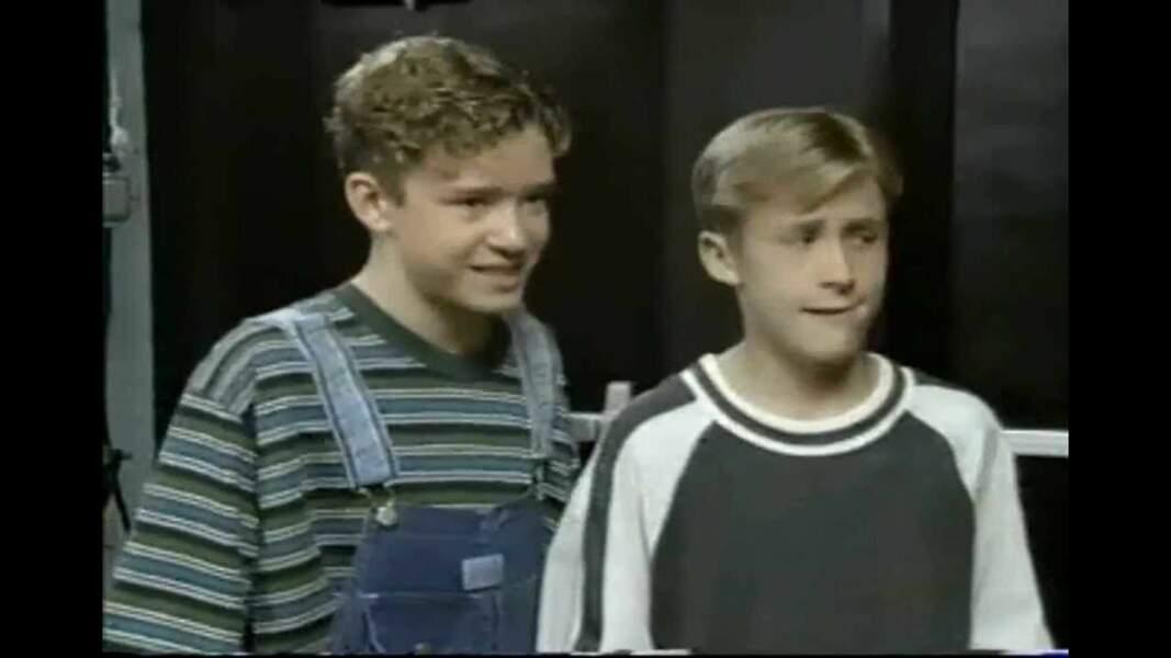 Enfin, un certain Ryan Gosling a lui aussi démarré au Mickey Mouse Club