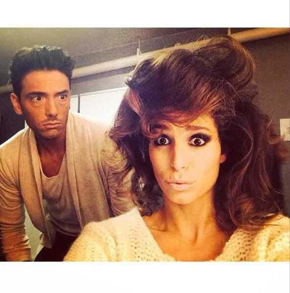 Maxime Dereymez, le danseur de Laury Thilleman sur la tournée DALS, reste bouche bée devant sa nouvelle coiffure