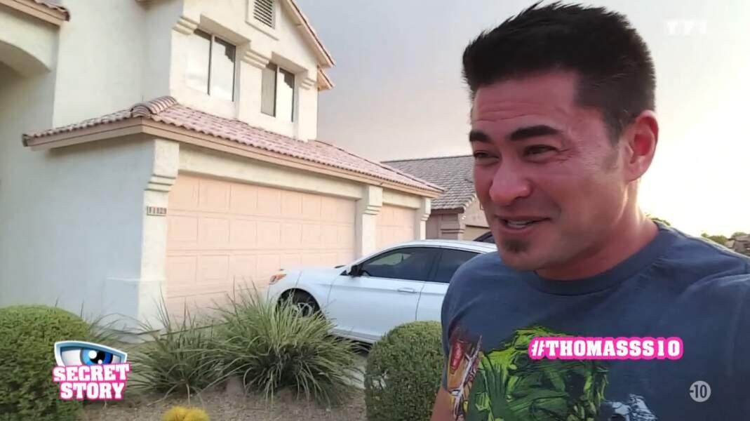 Il vit aux Etats-Unis, dans l'Arizona !