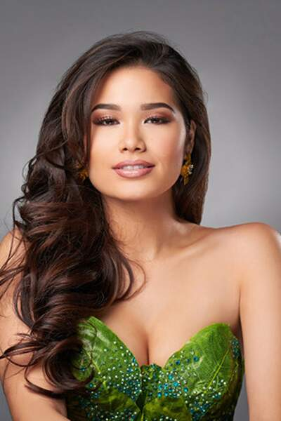 Athena Su McNinch, Miss Guam