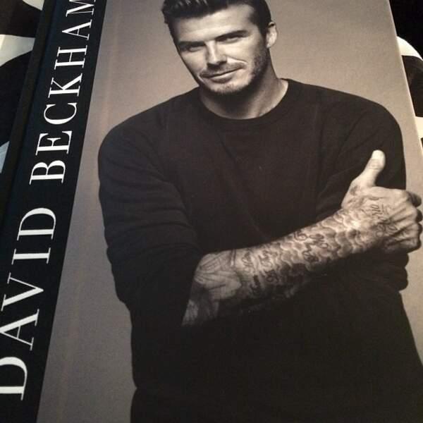 Mais Griezmann reste un jeune homme comme les autres. Il est d'ailleurs fan de Beckham.