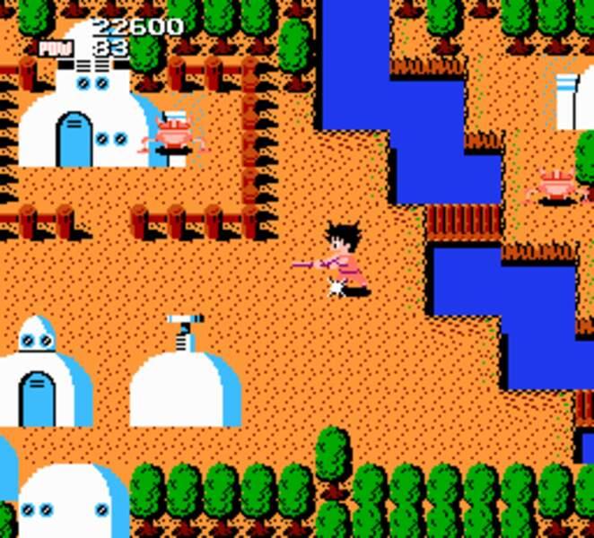 Dragon Ball : Le Secret du Dragon (1988 - NES)