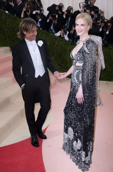 Keith Urban et Nicole Kidman, statufiée