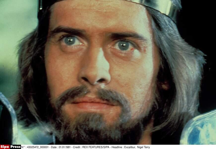 L'acteur Nigel Terry, inoubliable Roi Arthur d'Excalibur, est décédé à 69 ans.
