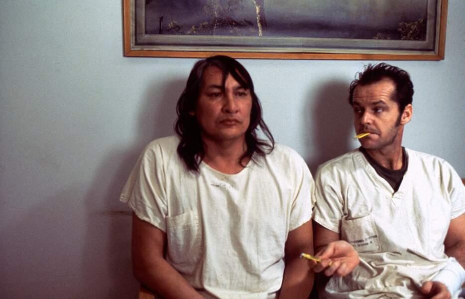 30- Vol au-dessus d'un nid de coucou (1975) de Milos Forman