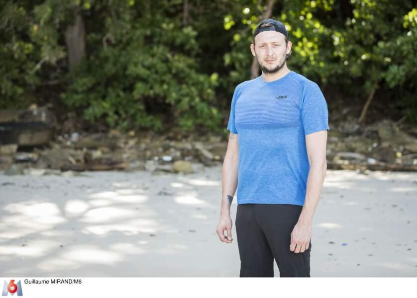 Le nageur Amaury Leveaux va-t-il survivre à The Island ?
