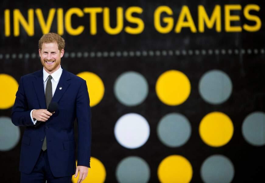 Evénement cher au cœur du Prince Harry, la compétition des Invictus Games a débuté à Toronto ce 23 septembre